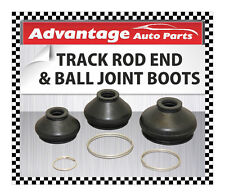 Lotus Europa S2 Track Rod End Bar and Ball Joint Dust Cover Boot - Small x 2