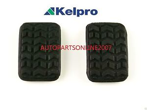 KELPRO BRAKE CLUTCH PEDAL PAD KIT for HOLDEN RODEO TF R9 MODEL 4&6 CYL 7/88-2/04