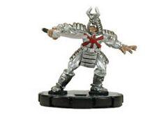 Heroclix CD - #069 Silver Samurai