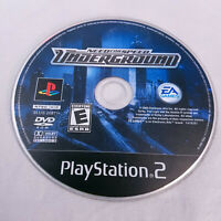 Playstation 2 PS2 Need for Speed Underground Disc Only TESTED & GUARANTEED!!