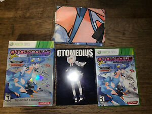 Otomedius Excellent -- FACTORY SEALED Special Edition XBOX 360 A1