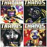 THANOS A God Up There Listening #1-4 Complete Run Miniseries Marvel Comics 2014