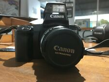 Vintage and collectible CANON EOS 1000f 35mm SLR 35-80 MM ZOOM EF 1:4-5.6 LENS