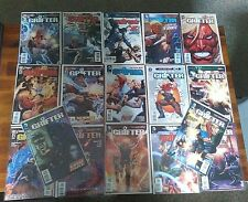 Grifter #0, 1-16 Vf/Nm Complete Lot Run, Dc Comics Excellent Shape! Rob Liefeld