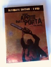 NON APRITE QUELLA PORTA ULTIMATE EDITION 2 DVD - RARO SIGILLATO