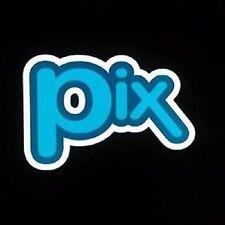 PIX, Televisión por Internet  Esp y Eng - Instant activation (1 mes)