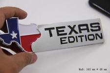 E857 Texas Edition Emblem Badge auto aufkleber car Sticker Neu
