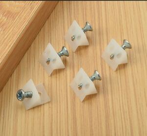 Drawer Chest Bottom Sagging Support Repair Fix Fixing Mending Mend Wedge Screw