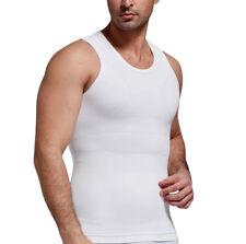 Mens Compression Vest for Man Boobs Moobs Gynecomastia Shirt Chest Shaper Tank