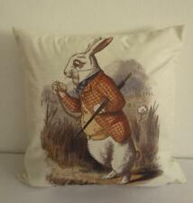 Peter Rabbit Beatrix Potter Linen Blend Children's Cushion Cover 45cm