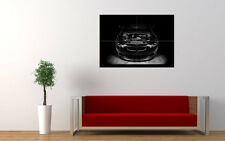 "BMW M3 BLACK NEW GIANT LARGE ART PRINT POSTER PICTURE WALL 33.1""x23.4"""