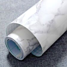 Marble Contact Paper, Removable Wallpaper Film Self-Adhesive Granite Sticker