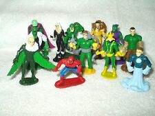 12 x Marvel Cake Toppers Mini Figures The Amazing Spider-man Spiderman 2 inch
