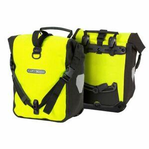 Ortlieb F6151 Sport-Roller High Visibility QL2.1 25L giallo, paio