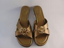Lindsay Phillips Women's Sandals Color Bronze Size 8