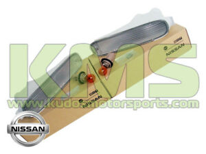 Front Indicator Set (Clear) to suit Nissan 200SX S14 Series 2 (S14a, AUS / UK)