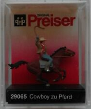 Preiser 29065 Cowboy On Horseback 00/H0 Model Railway Figure
