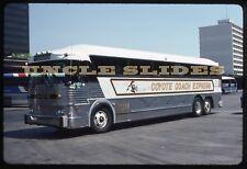 Original Bus Slide Ohio MCI MC 7 Kodak Kodachrome Coyote Coach Express 1986