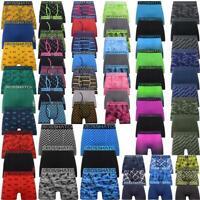 New Mens Crosshatch Grillis Check Print Boxers Shorts Designer Underwear Trunks