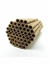 """Bee Tubes for Leafcutters + other small native, solitary bees 6 mm X 6"""" 50-ct"""