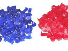 KFZ Kabelverbinder 20+20  Quetschverbinder Abzweigverbinder Stromdiebe rot+blau