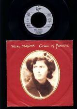Mike Oldfield-Crime of Passion-Jungle Gardenia 7 Inch Vinyl Single-Europe