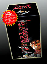 Puppet Master Remastered 8 DVD Box Set, New, Unopened, Full Moon