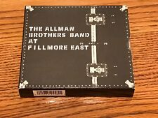 ALLMAN BROTHERS LIVE AT THE FILLMORE EAST 2-CD BOX SET