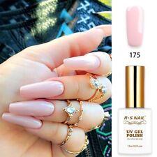 RS Nail UV Gel Colour Gel Nails Polish Varnish LED Soak Off 0.5fl.oze Pink 175