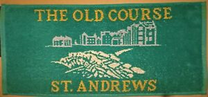 10 St Andrews home of Golf Bar Towels -  NEW Lot 5