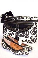 FOSSIL  SET - Tasche, Ballerinas und Armbanduhr/Bag, shoes and watch  #449 / 246