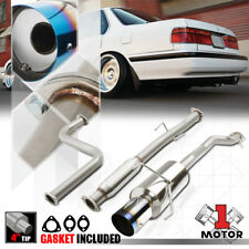 SS Catback Exhaust System 4