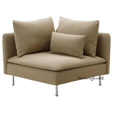 IKEA SODERHAMN COVER for Corner Section SLIPCOVER - Replosa Beige 302.351.82 NEW