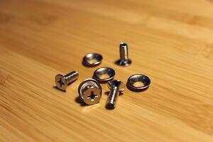 Supermicro rack rail washer screw kit mcp-290-00053-0n mcp-290-00057-0n RWSK44