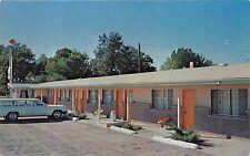 FALLON NEVADA THE RANCH MOTEL~ULTRA MODERN~SOUTH TAYLOR STREET  POSTCARD 1960s
