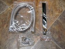 Hand Shower Head, Mount, and Stainless Steel Hose from Fresca Pavia FSP8001 Kit