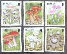 Jersey-Fungi- 2005 set mnh (mushrooms)