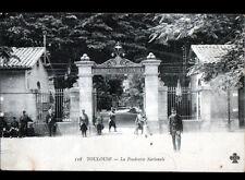 TOULOUSE (31) CASERNE / POUDRERIE NATIONALE animée en 1915