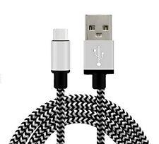 White USB C 3.1 Sync Charging Cable For Lenovo Z2 Plus Lenovo ZUK Z1 ZUK2