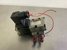 SMC Model VEF312 E-P Proportional Control Valve Pre-owned Nice Condition