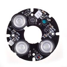3pcs array IR led Spot Light Infrared  board for CCTV IP cameras night vision