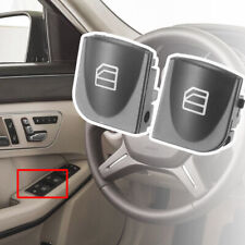 Left Power Window Switch Console Cover C-CLASS For Mercedes Benz W203 C230 Caps