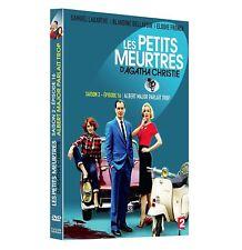 "DVD ""LES PETITS MEURTRES D'AGATHA CHRISTIE   ALBERT MAJOR PARLAIT TROP"" NEUF"