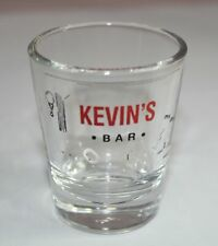 VINTAGE KEVIN'S BAR SHOT GLASS BARWARE