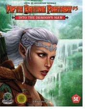 Fifth Edition Fantasy #5: Into the Dragon's Maw rpg adventure module D&D 5ed