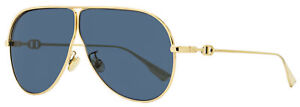 Dior Pilot Sunglasses Camp J5GA9 Gold 66mm