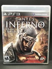 Dante's Inferno -- Divine Edition (Sony PlayStation 3, 2010) Complete Tested