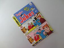 Reggie's Wise Guy Jokes #6 1969 Archie Giant Series Combined Shipping (C7516)