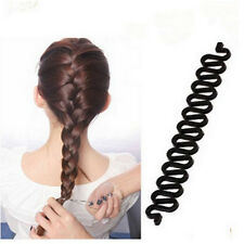 Braid Braiding French Hair Tool Roller Style Hook Hair Twist Styling Bun Maker