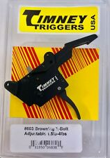Timney 603 Trigger BROWNING X-BOLT #603 Timney Triggers